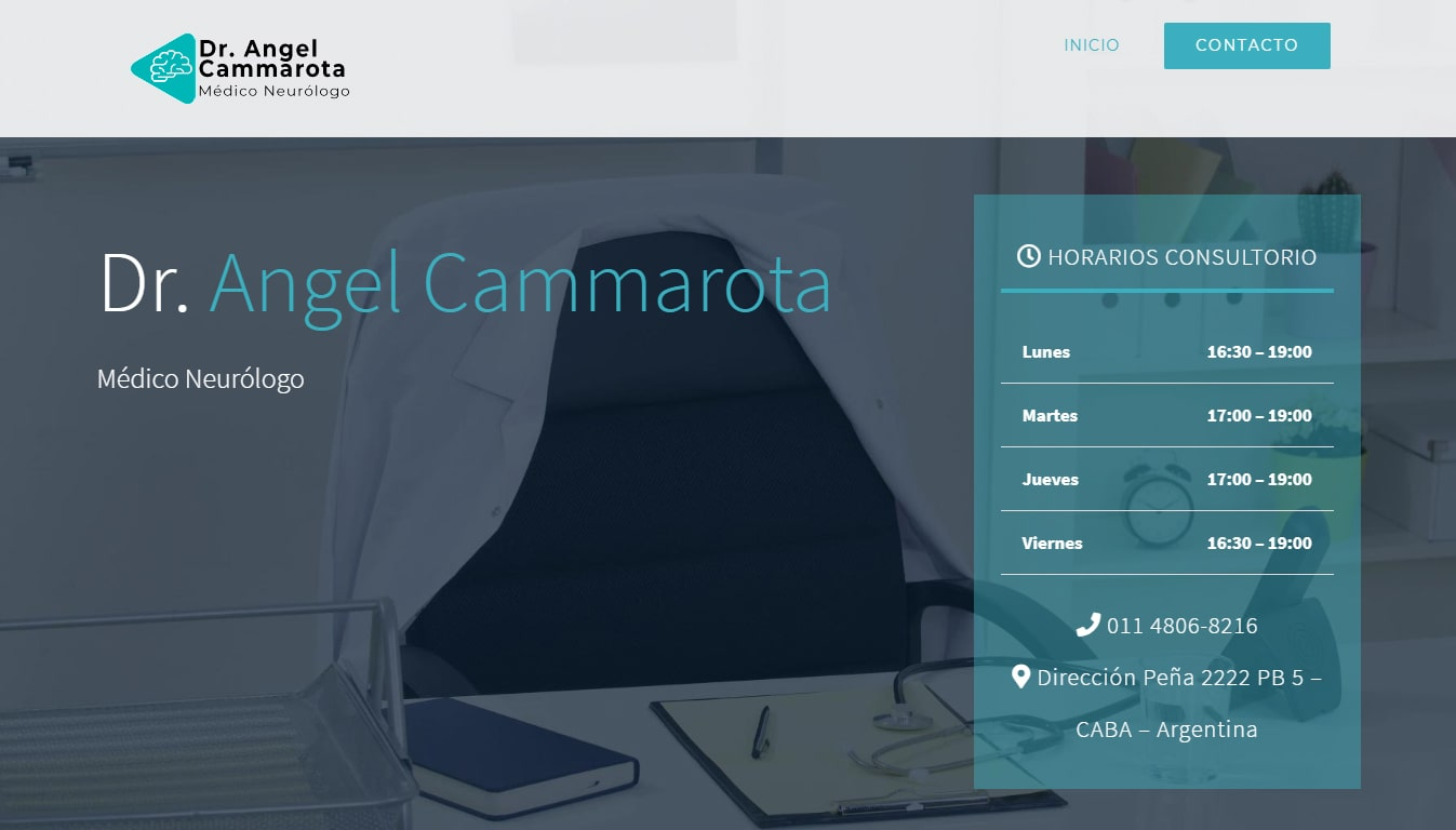 Dr. Angel Cammarota
